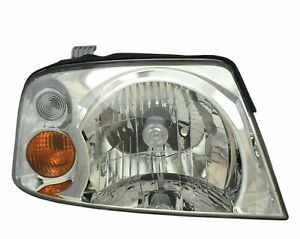 Head Light Driver Side Fit For Hyundai Amica Atos 2003-2007 RHD Right Front Lamp