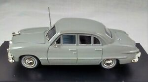 New 1/43 Scale Diecast Birch Gray 1950 Ford for MTH, Lionel & American Heritage