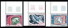Cameroon 1968 3 blocks of stamps Mi#552-54 MNH