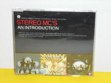 MAXI CD - STEREO MC'S - AN INTRODUCTION - PROMO
