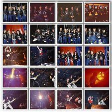 IRON MAIDEN - Milano, Italy 30 October 1981 Concert & Backstage photo set 30 pc