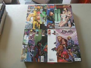 1996-1998 DV8 (Image) COMPLETE SET of 33 Comics (1/1/1/1/1/1-25/0/Rave/Annual)