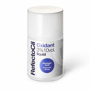 (4,95 € / 100ml) RefectoCil Oxidant / Entwicklerflüssigkeit 3 % 100 ml