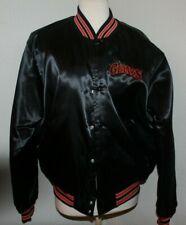 SF Giants Vintage Satin Swingster Jacket Men's LARGE Excellent Condition