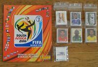Panini WM 2010 South Africa 1/2/5/10/20/30/50 oder 100 Sticker aussuchen