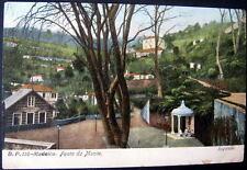Portugal~1900's Madeira.  Fonte do Monte
