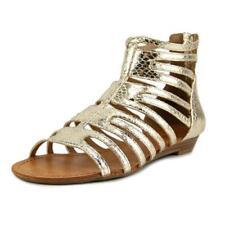 Sandalias y chanclas de mujer de tacón bajo (menos de 2,5 cm) de sintético Talla 41.5