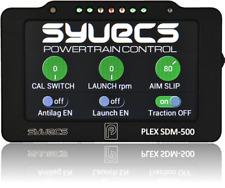 Syvecs Plex SDM 500 Smart Motorsport Dash Display / Logger