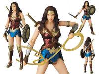Wonder Woman Justice League MAF No. 048 Movie Action Figurine Statue