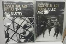 Jules and Jim & The 400 Blows Essential Art House 2 Dvds
