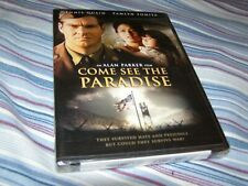 Come see the Paradise (R1 DVD) *Brand New* Dennis Quaid 1990 Alan Parker
