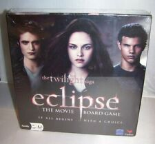 The Twilight Saga Eclipse The Movie Board Game New in Box