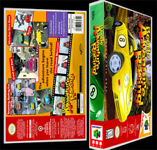 Beetle Adventure Racing - N64 Reproduction Art Case/Box No Game.