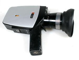 BAUER C5 XL SUPER 8MM MOVIE CAMERA ((FOR PARTS))