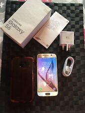 Samsung Galaxy S6 - 32 GB-Teléfono inteligente desbloqueado Sim Gratis