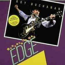 Dancing on the Edge by Roy Buchanan (CD, Oct-1990, Alligator Records)