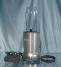Working 4 Piece NUTRI-BULLET Blender Food Processor Mixer Set