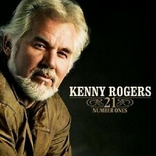 "KENNY ROGERS ""21 NUMBER ONES"" CD NEUWARE"