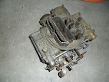 Genuine Holley 600cfm 4 Barrel Carburetor List 4452 1 Ford 302 289 351 460 429