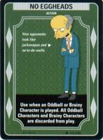The Simpsons TCG Common Card #131 Everyone/'s A Winner