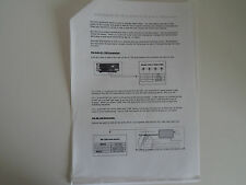 Icom - 706 To SG-230 Smartuner (dépliants seulement)... radio _ Trader _ Irlande.