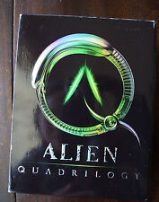 Alien Quadrilogy (DVD, 2003, 9-Disc Set)