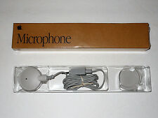 VINTAGE 1991 Apple Computer Microphone 699-5103-A NEW in SEALED PACKAGING 6 FT