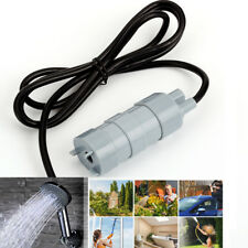 12V DC 1.2A Micro Submersible Motor Pump Low Noise Water Pumps New