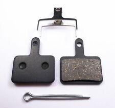 Pair of Resin Brake Pads for Shimano Deore - M395 M315 M575 M525 M355 M515 UK