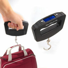 Portable Digital Weighing Scales Handheld Luggage Scales Suitcase Bag Travel