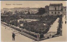 MATERA VILLA COMUNALE 1930 BELLA !