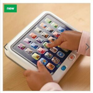Brand New Boxed Learn And Wonder Tablet Learning Interactive Baby Toddler 18m+