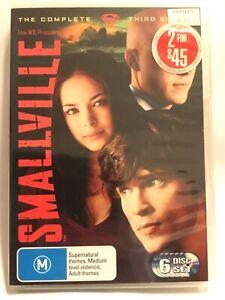 Smallville : Third Season 3 DVD