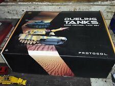 Protocol dueling tanks RC (mint in box)