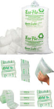 More details for biodegradable eco flo air pillows & loose void fill packing peanuts chips bag 4