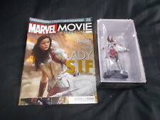 Marvel Action Figure Movie Figurine Collection #12 Lady Sif