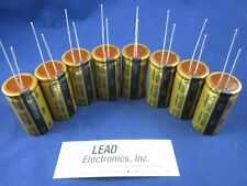 8pcs Nichicon Gold  6800uF 63v Radial Electrolytic Capacitor for Audio 2019 D/C