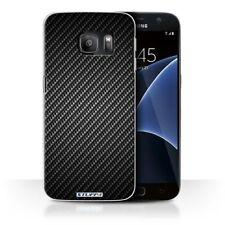 Étuis, housses et coques Samsung Galaxy S7 en fibre de carbone pour téléphone mobile et assistant personnel (PDA) Samsung