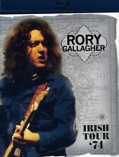 Rory Gallagher: Irish Tour 1974 (2011, Blu-ray NUEVO) BLU-RAY (REGION A)