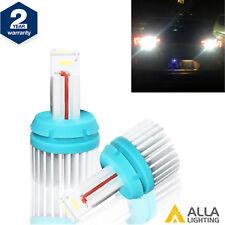 Alla Lighting 2400lm 921 Error Free Led Back Up Reverse Light Backup Lamp,White(Fits: Neon)