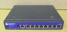 Juniper Networks SRX100 Secure Services Gateway Security Appliance SRX100H