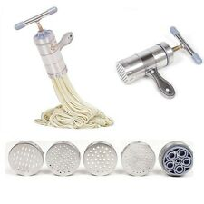 Kitchen Stainless Steel Spaghetti Pasta Noodle Maker Press Juicer Machine New