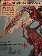IL CORRIERE DEI PICCOLI - ANNO LVIII N.24   - 12 GIUGNO 1966