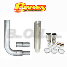 "Ford Truck 6.7 Powerstroke Super Duty Diesel 7"" PYPES Stack Kit Stainless"