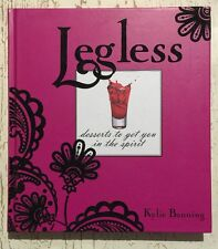 LEGLESS Desserts To Get You In The Spirit KYLIE BANNING - EXC C HC 2009 COOKING