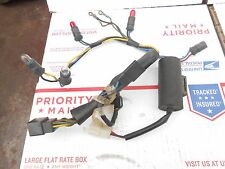 1997 Yamaha V-MAX SX 600 snowmobile parts: headlight-gauges WIRING HARNESS