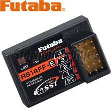 Futaba 2.4 Ghz Fasst R614ff Receiver For 4PK / 4PKS / 4PKSR FUTL7632