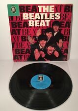 THE BEATLES BEAT VINYL LP RECORD 1977 EMI/ODEON Pro Cleaned and Play Tested