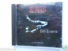 cd cds jazz blues soul jazz masters 100 ans de jazz bill evans rarorare cd's id