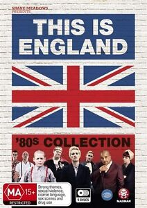 This Is England - '80s Collection DVD - New & Sealed